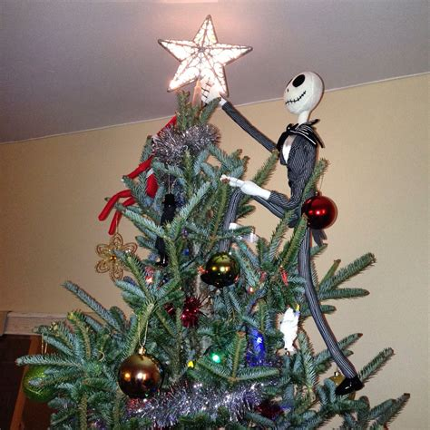 nightmare before christmas tree topper skellington tree topper nightmare before projects to try tree