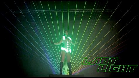 lade light light lasergirl 2016 highlights best laser act