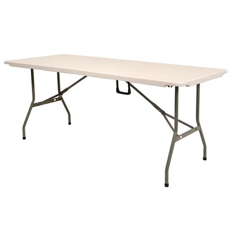 Fold Away Table by 6ft 1 8m Strong Fold Away Portable Wallpaper Table