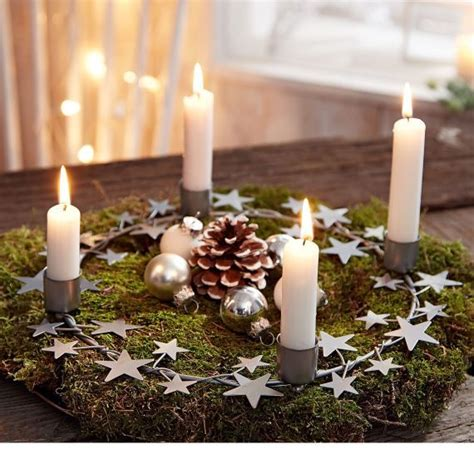 deko adventskranz 25 best ideas about adventskranz metall on