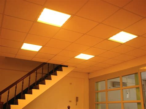 Lights On Ceiling by File 3000k Led T Bar Ceiling Light Jpg Wikimedia Commons