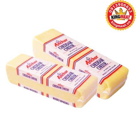 Cheese Anchor 1 Kg ph 212 mai l 193 t vị tự nhi 202 n cheddar anchor anchor cheddar proccessed sliced cheese new zealand