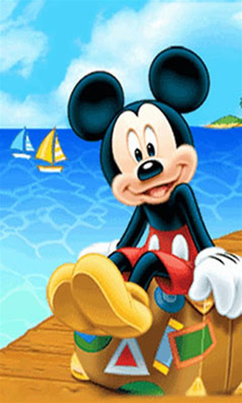 themes android mickey mouse mickey mouse live wallpaper wallpapersafari