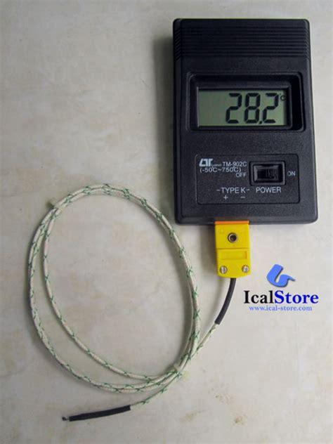 Alat Ukur Ac Listrik Voltmeter Digital Stop Kontak Pln T1310 termometer digital lutron tm 902c ical store ical store