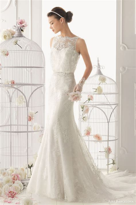 bridal trends 2014 wedding dress silhouettes