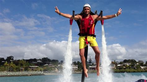 jet ski water rocket whitsundays airlie beach hire the water jet pack