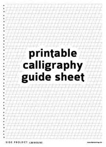 To pointed pen calligraphy a great starting point for learning