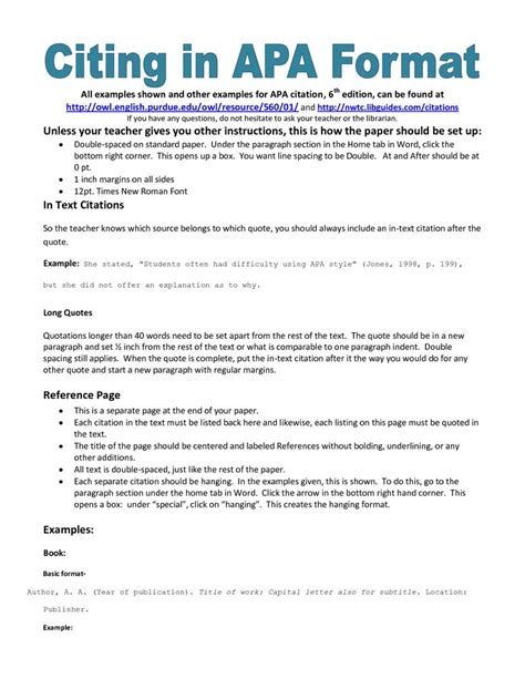 essay writing apa format 17 best ideas about apa style paper apa