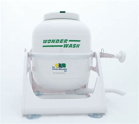 The Wonderwash Washing Machine The Laundry Alternative Washing Machine Laundry