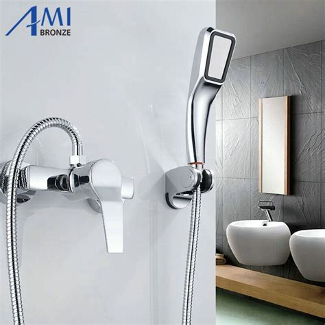 bathtub with shower head aliexpress com buy simple set bathroom shower faucets