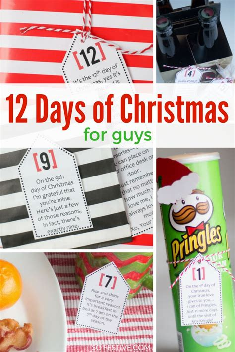 cute 12 days of christmas gift ideas for boyfriend 935 best boyfriend gift ideas images on boyfriend gift ideas presents and ale