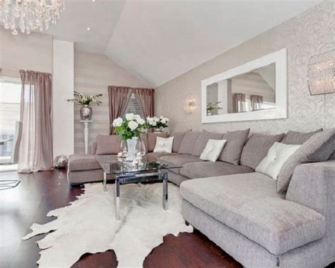 wallpaper grey living room beautiful metallic silver living room wallpaper home