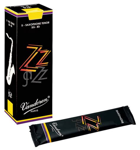 Reed Alto Saxophone Zz 1 5 vandoren zz bl 228 tter f 252 r tenor saxophon 3 musikhaus thomann