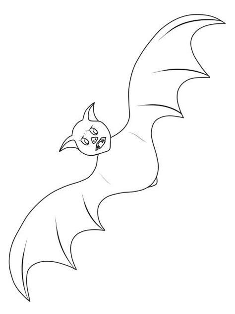 kostenlose malvorlage halloween fledermaus ausmalen zum