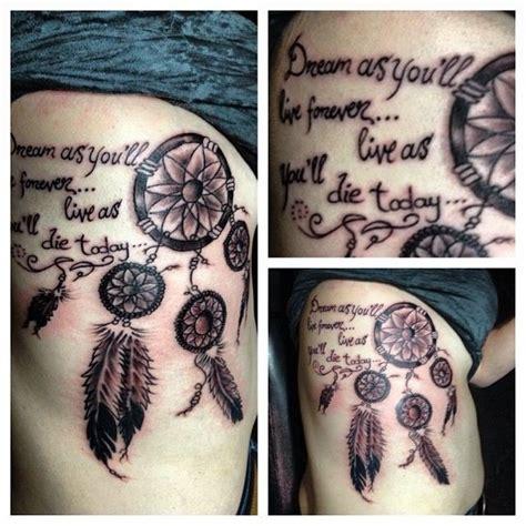 dream catcher tattoo rib cage new rib cage tattoo by ricky all star tattoo high