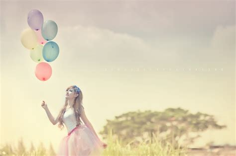 Just Lovely Photographs by Balloon Girly Photography Vintage Image 137279 On