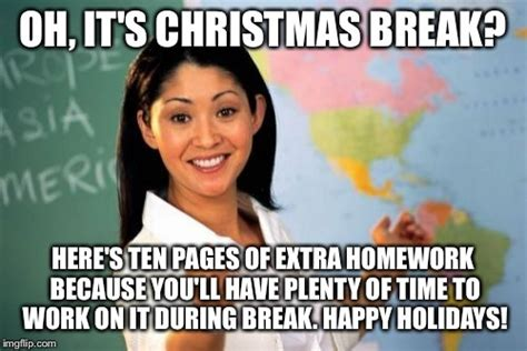 Christmas Break Meme - christmas break meme sanjonmotel