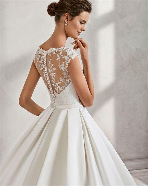 fotos de vestidos d novia hugo bridal 2018 luna novias collection