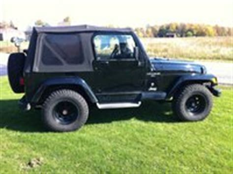 2001 Jeep Wrangler Reviews Can Top Cargo Cost Gas Mileage Autos Post