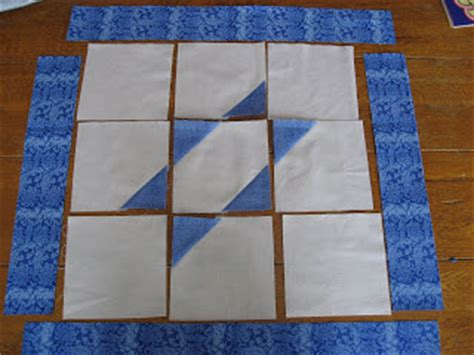 Of David Quilt by Third From The Right Of David Quilt