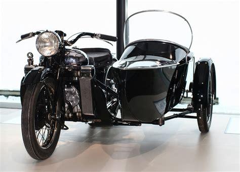 Motorrad Und Beiwagen by Motorrad Mit Beiwagen Foto Bild Autos Zweir 228 Der