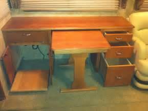 amish rv custom dinette computer desk rv living and