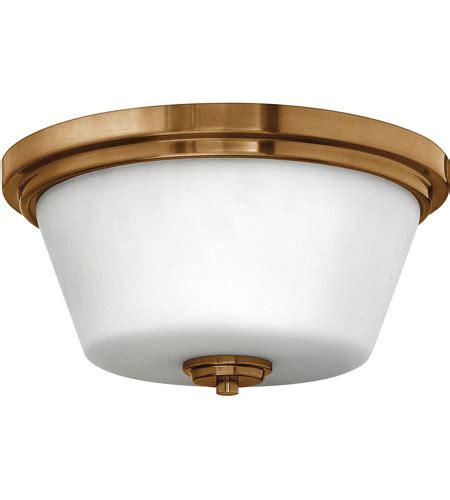avon flush mount bathroom ceiling light hinkley 5551br signature 2 light 15 inch brushed bronze bath flush mount ceiling light in