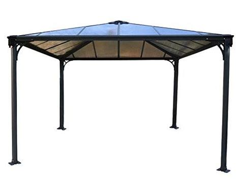 pavillon 4x4 alu produkt palram aluminium gazebo 187 pavillon kaufen de