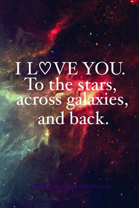galaxy wallpaper tumblr quotes love galaxy infinity quotes quotesgram