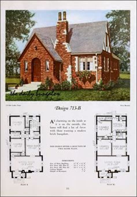 tudor house plans 1920 s colorkeed home plans radford 1920s vintage house plans