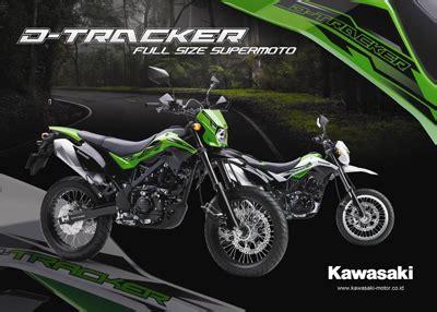 Cover Motor Kawasaki D Tracker 130 Anti Air 70 Murah Berkualitas kawasaki jawa barat pt kmi secara resmi meluncurkan generasi terbaru d tracker pada senin 3