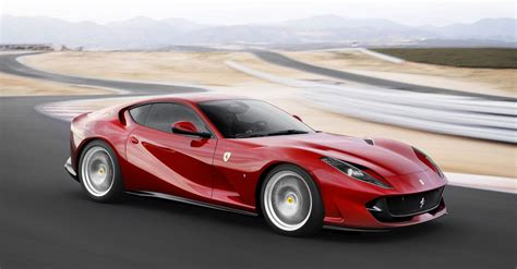 Ferrari 812 Superfast Will Be The Fastest Car In The World