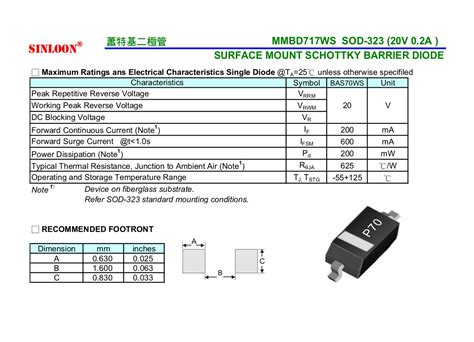 pasangan transistor c945 smd diode polarity identification 28 images image gallery diode markings smd diode