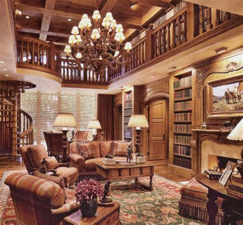 library near home 2 story libraries homes of the rich