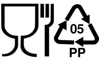 simboli contenitori plastica per alimenti contenitori in plastica sono sicuri come utilizzarli in
