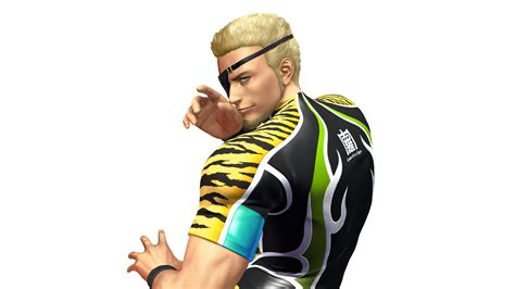 king of the king of fighters xiv character portraits