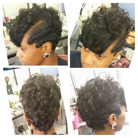 super cute httpwwwblackhairinformationcomcommunity wave on shared by yoniemb relaxed hairstyles community