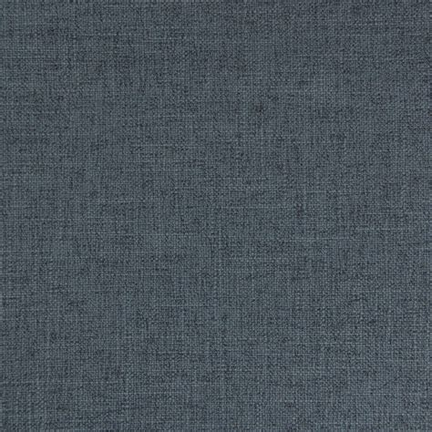 Ink Blue Solid Woven Texture Crypton Performance