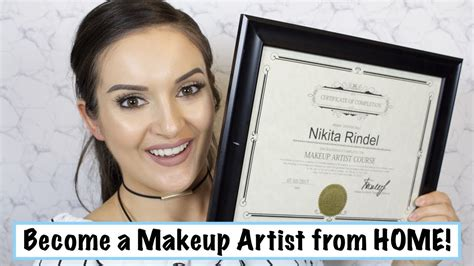 How To Become A Makeup Artist Indian Makeup And Beauty Blog | become a makeup artist from home youtube