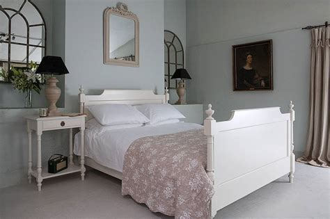 gustavian kingsize bed by tasha interiors