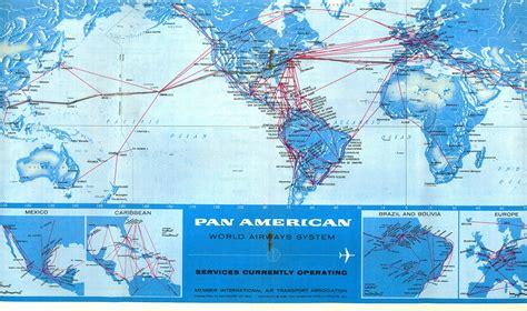 america flight map the pan am series part vi america and flight 201