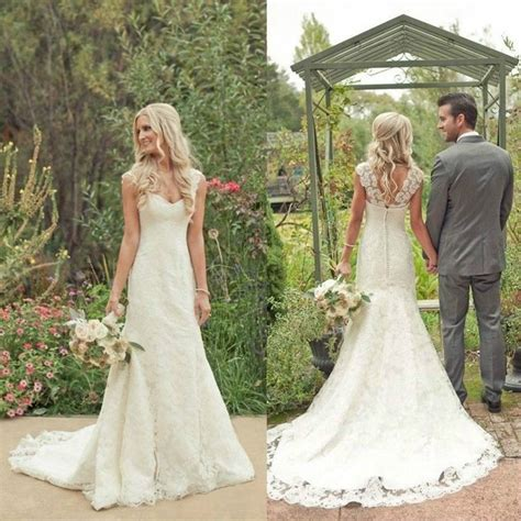 25 best ideas about country wedding dresses on pinterest