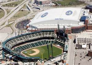 Ford Park Baseball Comerica Park And Ford Field Favorite Places Spaces