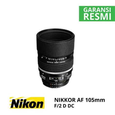 Nikon Af Dc 105mm F nikon af 105mm f 2d dc nikkor harga dan spesifikasi