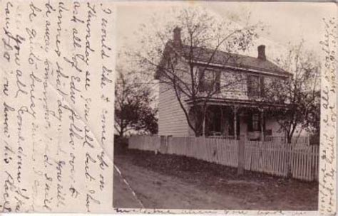 Cherryville Post Office by Historic Images Of Hunterdon County Cherryville