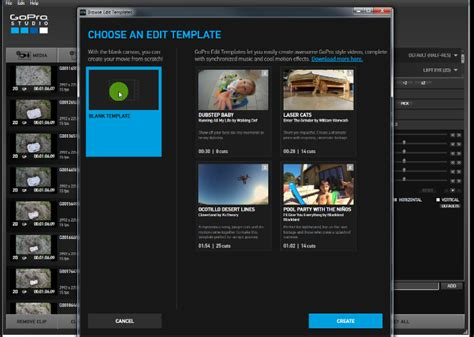 gopro edit templates choice image templates design ideas