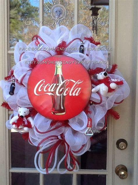 47 best coca cola christmas ornaments images on pinterest