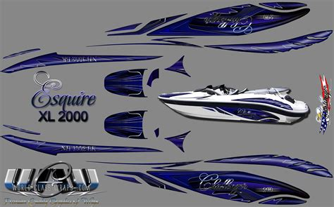 sea doo jet boat graphics esquire xl seadoo challenger 2000 jet boat graphics