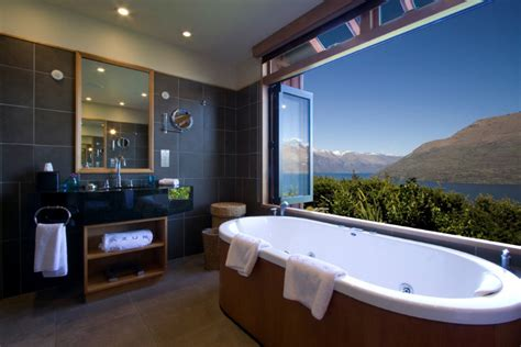 bathroom ideas with tub looking at a view the outlook is fantastic for azur lodge luxury south