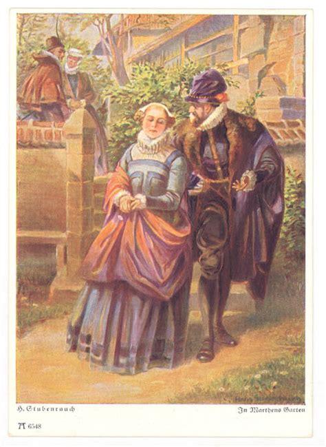 marthens garten das goethezeitportal hans stubenrauch faust illustrationen